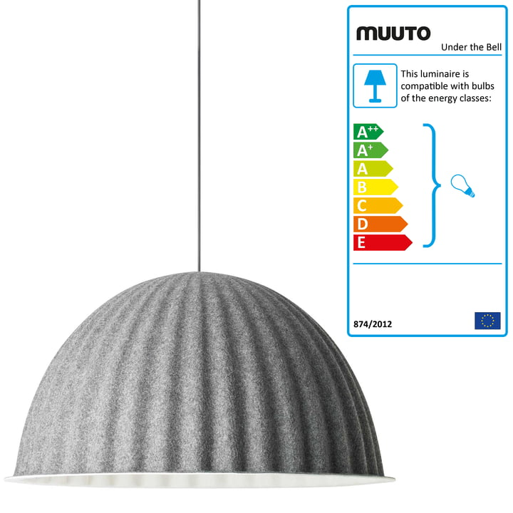 Under The Bell Pendant Lamp Muuto Shop