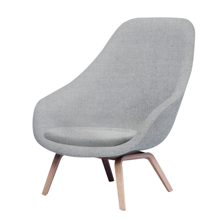Hay About A Lounge Chair Aal 93 In The Shop