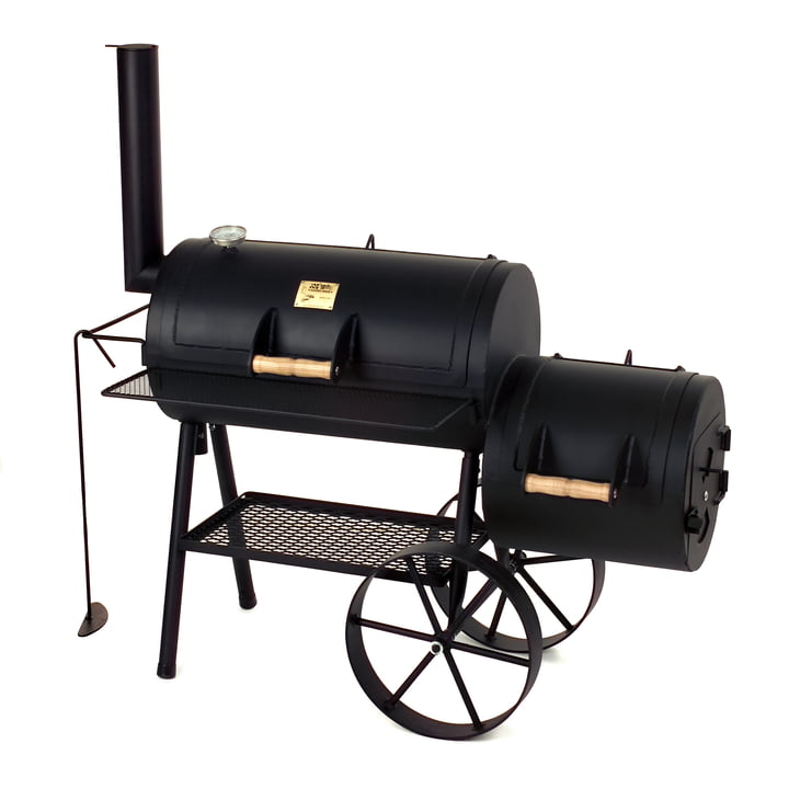 Joes Barbeque Smoker 16 Tradition