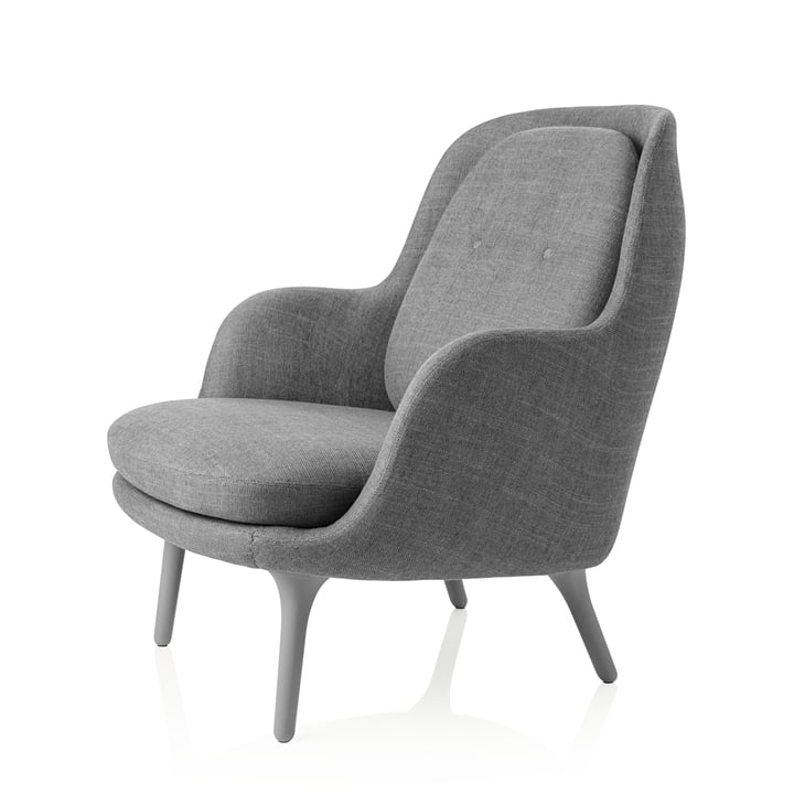 the fri armchair by fritz hansen in the shop. Black Bedroom Furniture Sets. Home Design Ideas
