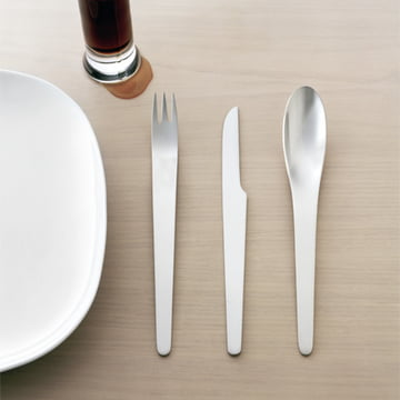 Arne Jacobsen Table Cutlery Ambience