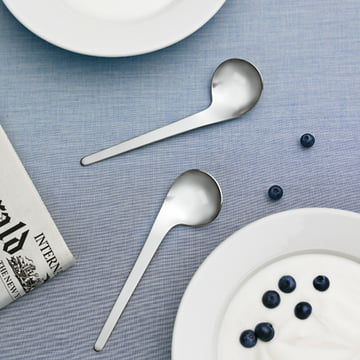 Georg Jensen Arne Jacobsen - Breakfast Cutlery