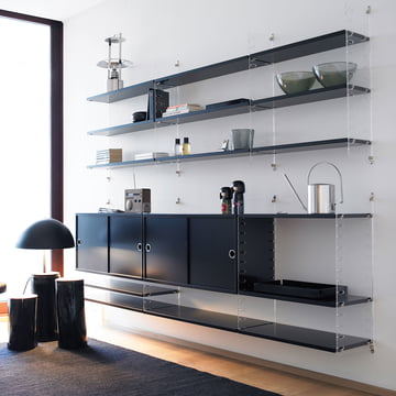 String Plex Shelf System
