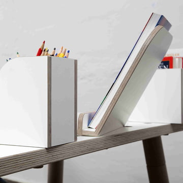 Growing Table - Book Board, Book Holder, Pen Box