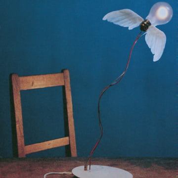 Angelical Design with the Ingo Maurer Lucellino Table Lamp