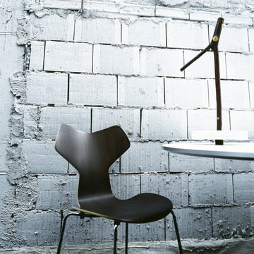 Fritz Hansen - Grand Prix, black