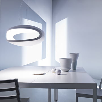 Foscarini - O-Space Suspension Light - White Room