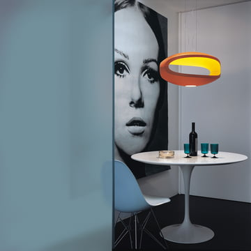 Foscarini - O-Space Pendant Lamp, orange