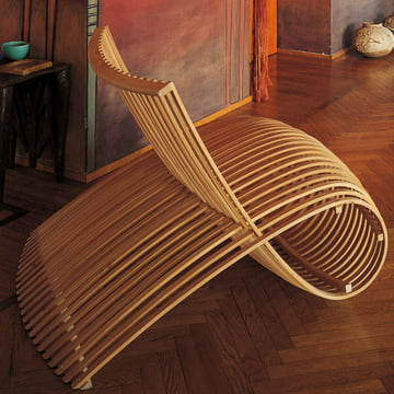 Cappellini - Wooden Chair - Ambiente -1