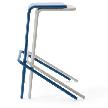 Cappellini - Alodia bar stool - stack duo - 1