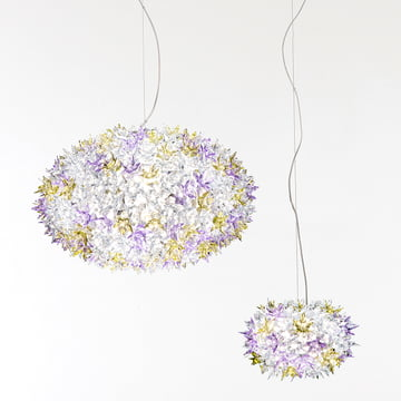 Kartell - Bloom Pendant Lamp, lavender