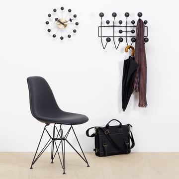 Vitra Hang it all Wardrobe (Special Edition), black/black