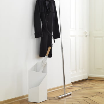 Via Umbrella Stand and Snap Coat Rack