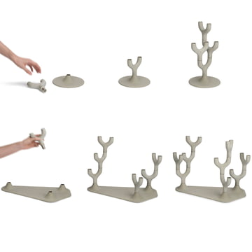 Petite Friture - Segment candles holder system