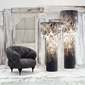 Diesel Living - Pipe Floor Lamp