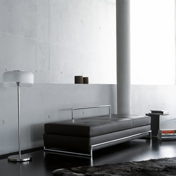 ClassiCon - Diana A side table - with sofa bed