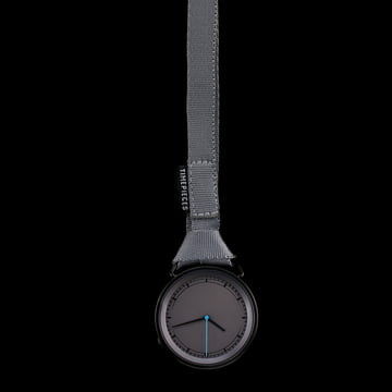 Rosendahl - MUW neck watch, grey / grey
