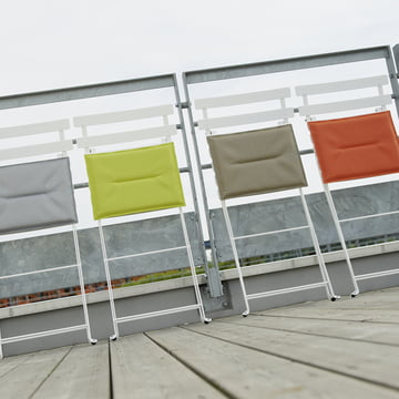 Fermob - Outdoor fabric cushion for Bistro Chair