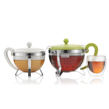 Bodum - Chambord Plastic Tea Maker - group