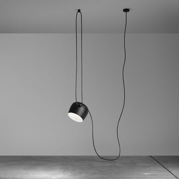 Flos - AIM pendant lamp, black
