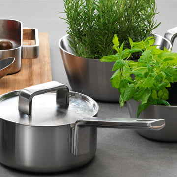 Iittala, Tools Set ambience with herbs