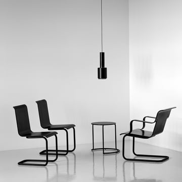 Artek - Chair 23 and Side Table 606