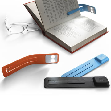 Moleskine - LED Reading Lamp - colours