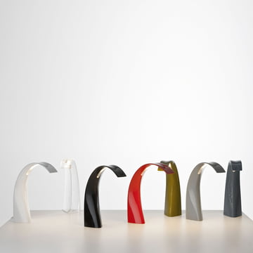 Kartell - Taj Mini Table Lamp - Group, colours