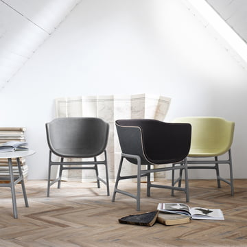Fritz Hansen - Minuscule Chair - group