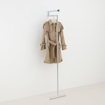 Snap Leaning Coat Rack by Mox