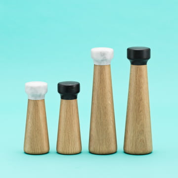 Normann Copenhagen - Craft Salt- and Pepper Mills