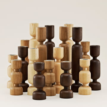 Normann Copenhagen - Lumberjack - group, browm