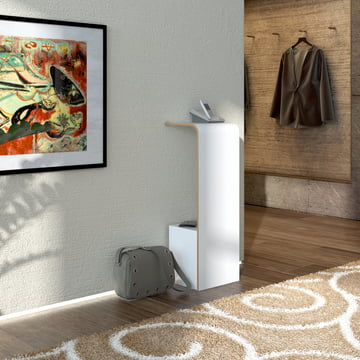 Tojo -  Fon console table in the hallway