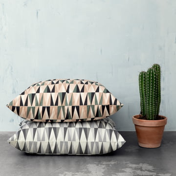 Ferm Living - Spear Floor Cushion, 80x80