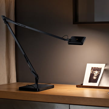 Flos - KelvinLED working lamp, black