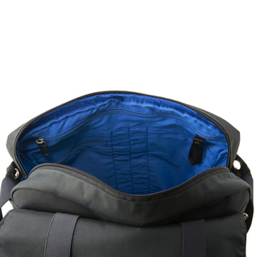 Moleskine - myCloud backpack, open, top