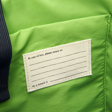 Moleskine - myCloud Backpack - Name tag