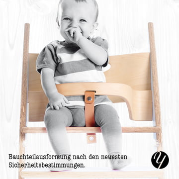 Yuunic - Collection children's high chair