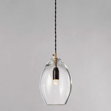 The Unika Pendant Lamp by northernlighting in large, transparent