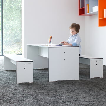 Conmoto - Riva Kids Table & Benches, Indoors Child