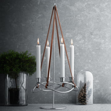 Georg Jensen - season candleholders extension, matt