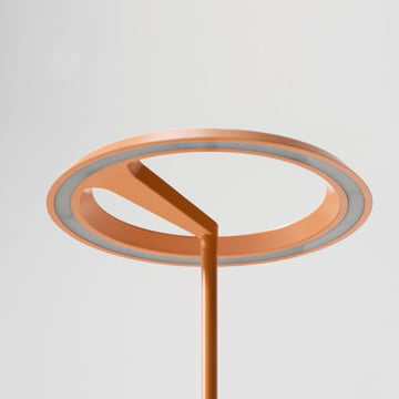 Wästberg - Claesson Koivisto Rune w126f bottom of lamp, orange