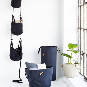 Trimm Copenhagen - Soft Pots + Rope, black