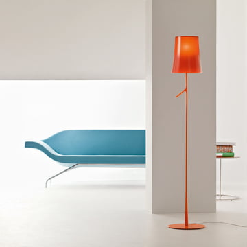 Re-interpretation of classic reading lamp