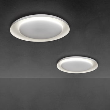 Flexible ceiling lamp