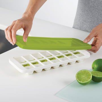 Joseph Joseph - QuickSnap Ice Cube Tray, green