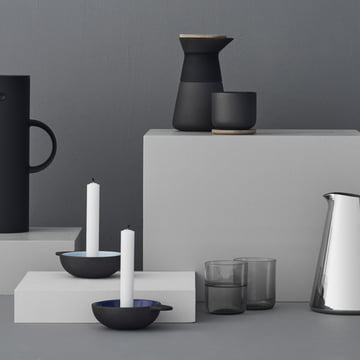 Stelton - One Candleholder in 4 different Colours