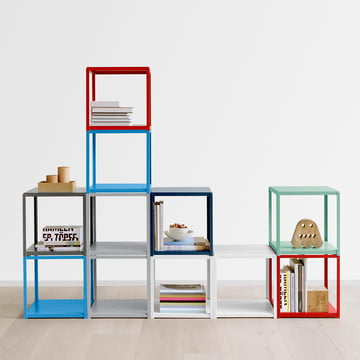 Tables with shelving