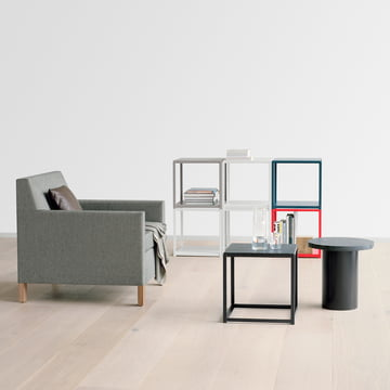 e15 - FK12 FortyForty stackable side table
