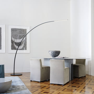 Yumi floor lamp by FontanaArte